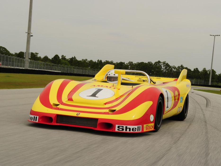 Porsche 917-10 Interserie Spyder Classic Race Car wallpaper