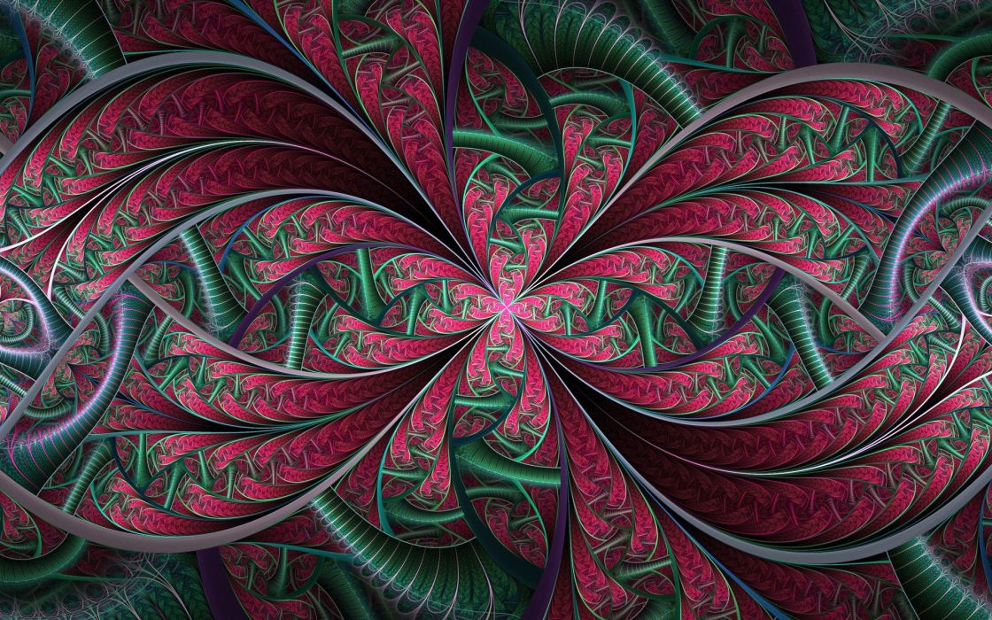 fractal abstracto wallpaper