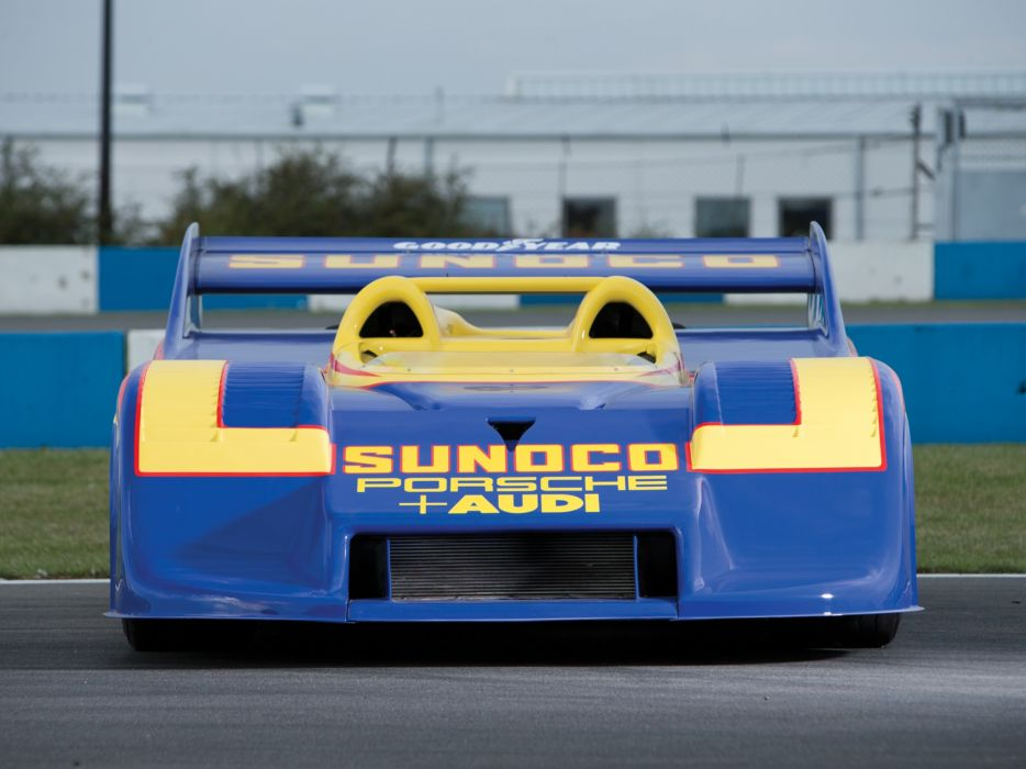 Porsche 917-30 Can-Am Spyder 002-003 Turbo Panzer Classic Race Car wallpaper