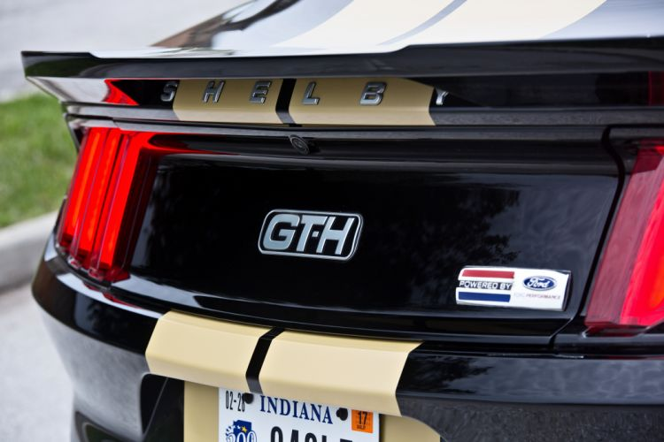 2016 Ford Mustang Shelby GT-H1 Hertz Muscle Supercar Pro Touring USA -11 wallpaper