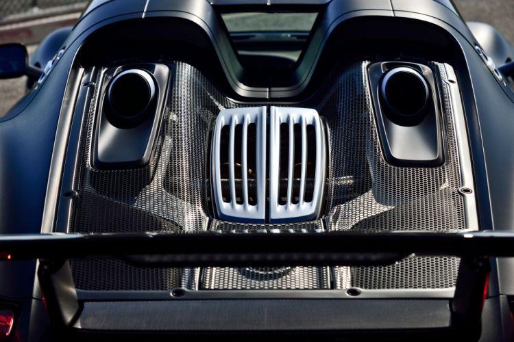 2015 Porsche 918 Spyder Weissach Exotic Sport Supercar German -06 wallpaper