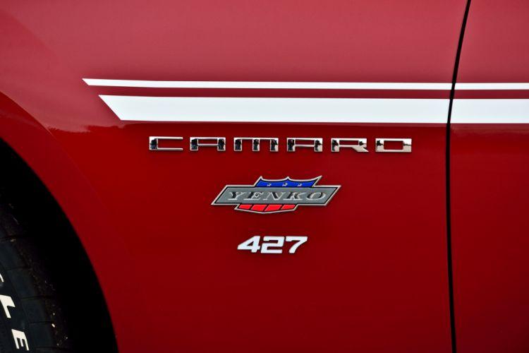 2015 Chevrolet Camaro Yenko SC Muscle Supercar USA -23 wallpaper