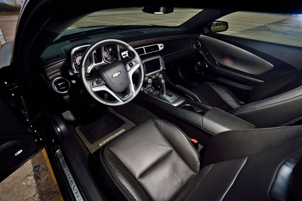 2014 Chevrolet Camaro SS Muscle Supercar Sport Touring USA -04 wallpaper