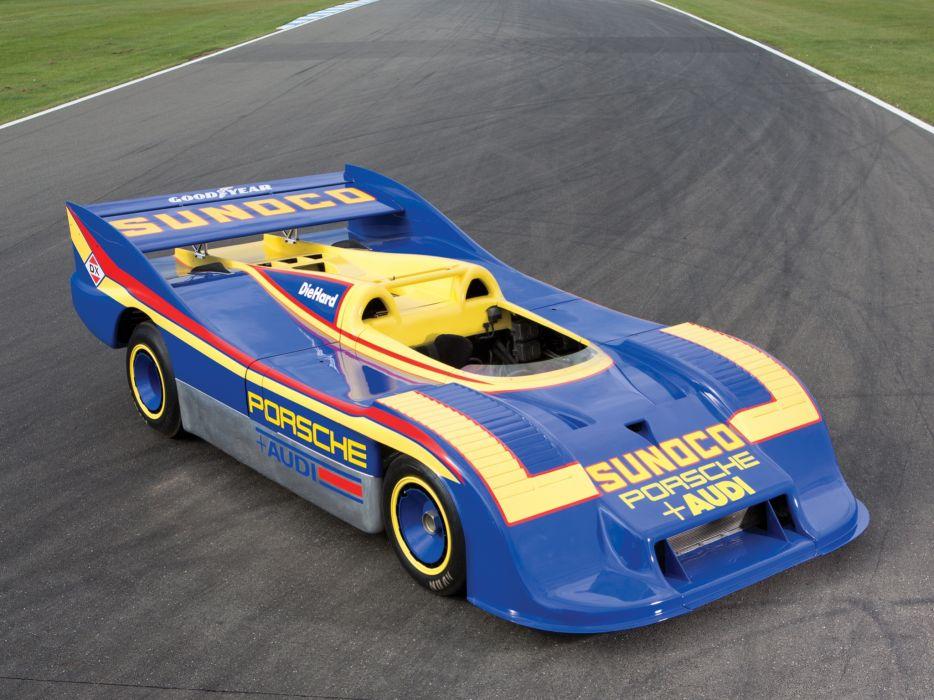 Porsche 917-30 Can-Am Spyder 002-003 Turbo Panzer Classic Race Car wallpaper