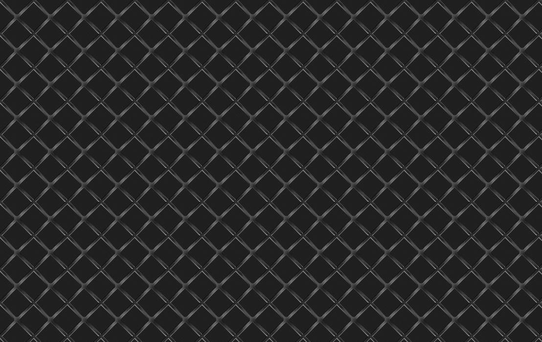 Clean Dark Grid wallpaper
