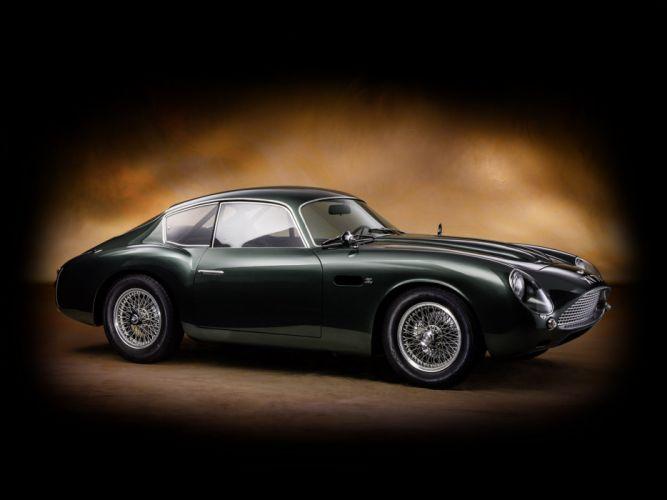Aston Martin DB4 GTZ wallpaper