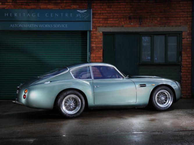 Aston Martin DB4 GTZ Sanction II wallpaper