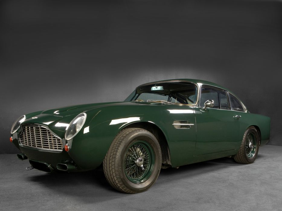 Aston Martin DB4 Vantage GT wallpaper