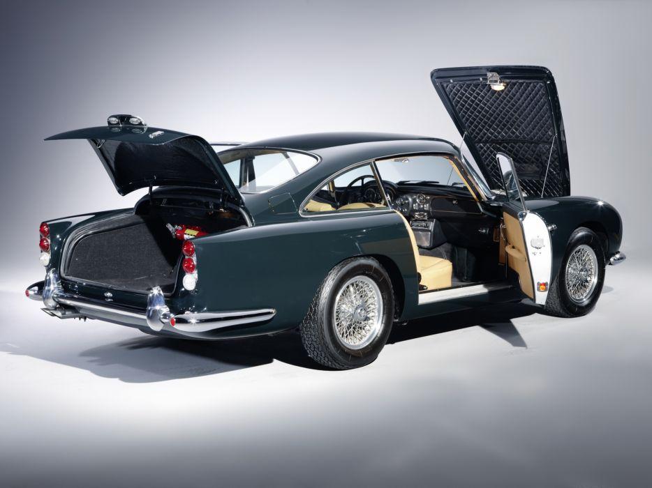 Aston Martin DB5 Vantage wallpaper