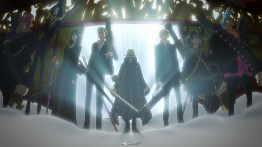 onepiece anime group series wallpaper