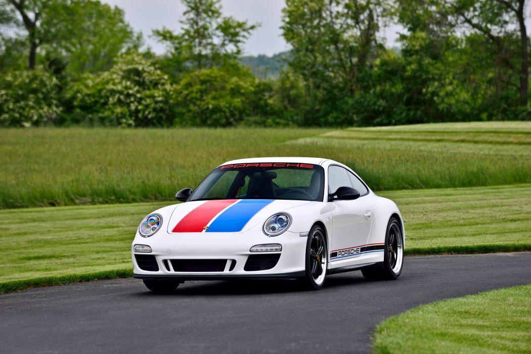 2012 Porsche 911 Carrera GTS B59 Edition Exotic Supercar German -01 wallpaper
