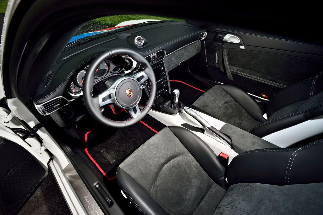 2012 Porsche 911 Carrera GTS B59 Edition Exotic Supercar German -04 wallpaper