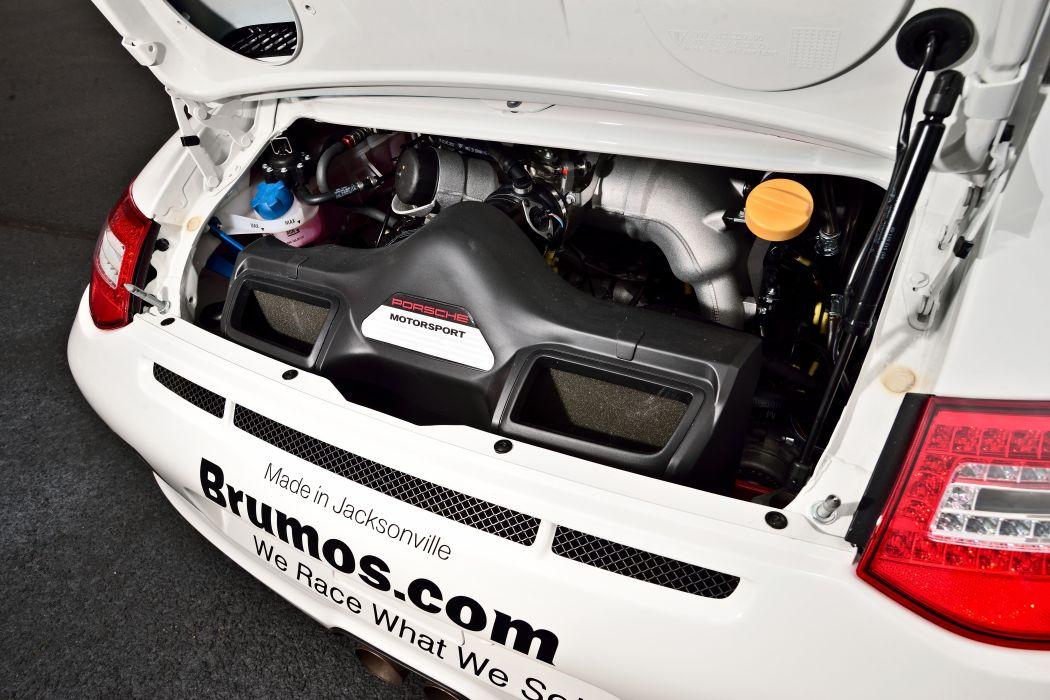 2012 Porsche 911 GT3 Cup 4 0 Brumos Race Supercar Germamn 07 wallpaper