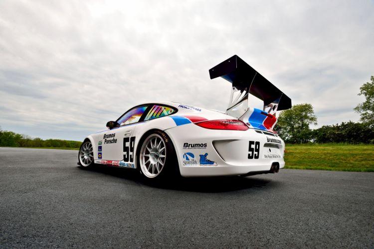 2012 Porsche 911 GT3 Cup 4 0 Brumos Race Supercar Germamn 11 wallpaper