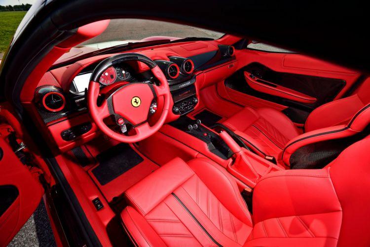 2011 Ferrari 599 SA Aperta Exotic Supercar -04 wallpaper