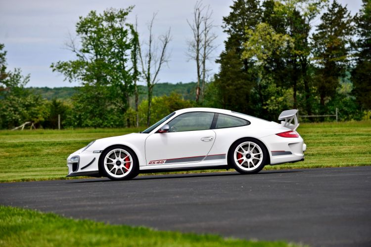 2011 Porsche 911 GT3 RS 4 0 Exotic Supercar German -02 wallpaper