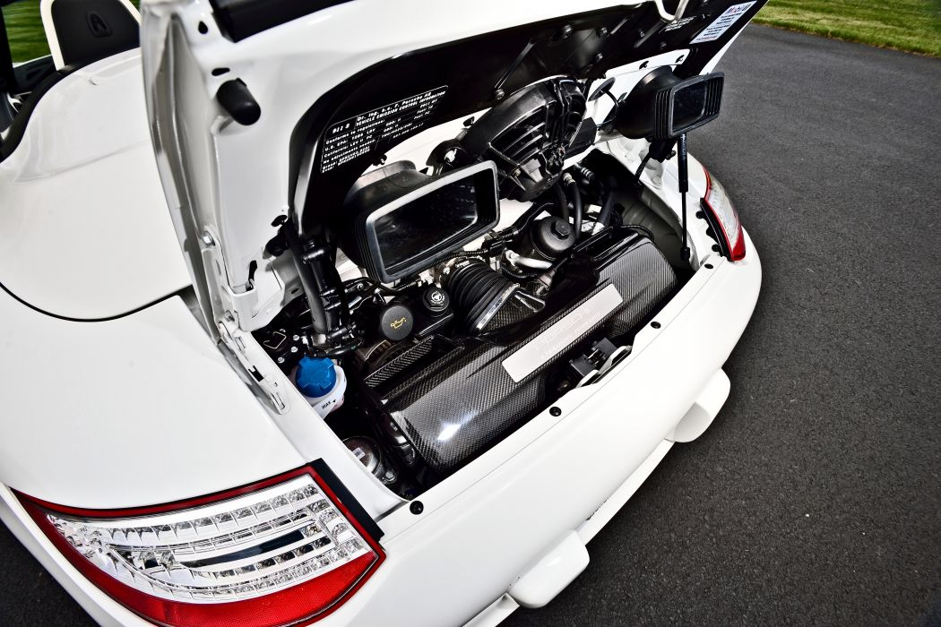 2011 Porsche 911 Speedster Convertible Supercar Exotic German -06 wallpaper