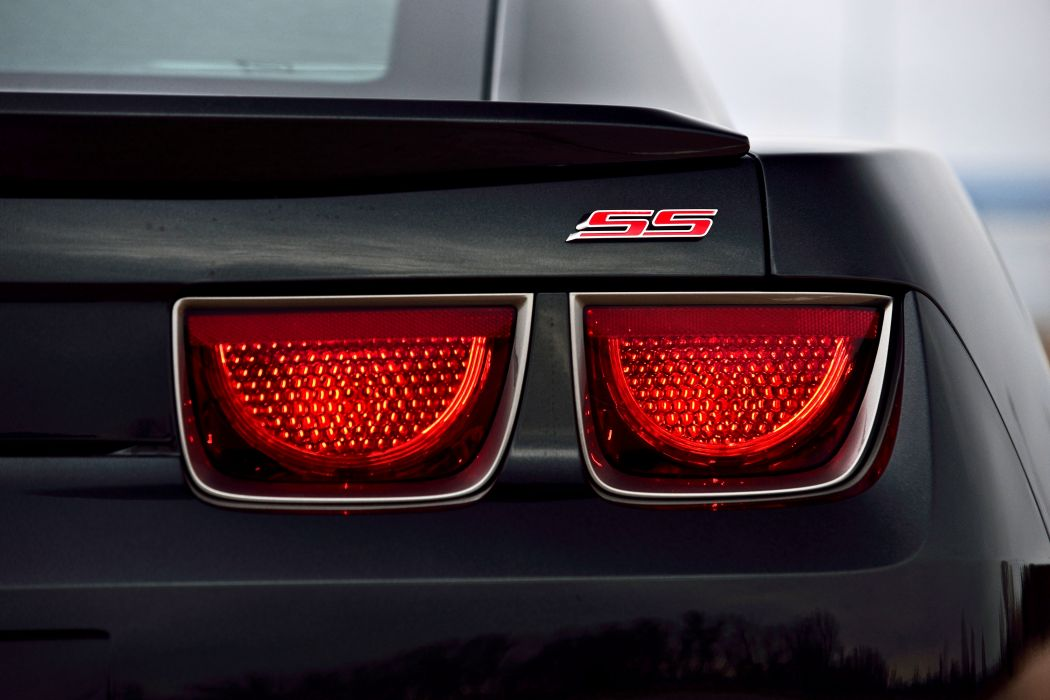 2012 Chevrolet Camaro SS 45th Annivesary Muscle Supercar USA -17 wallpaper