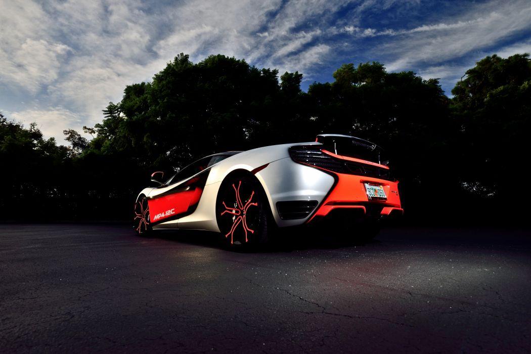 2012 McLaren MP4-12C High Sport Supercar Exotic -06 wallpaper