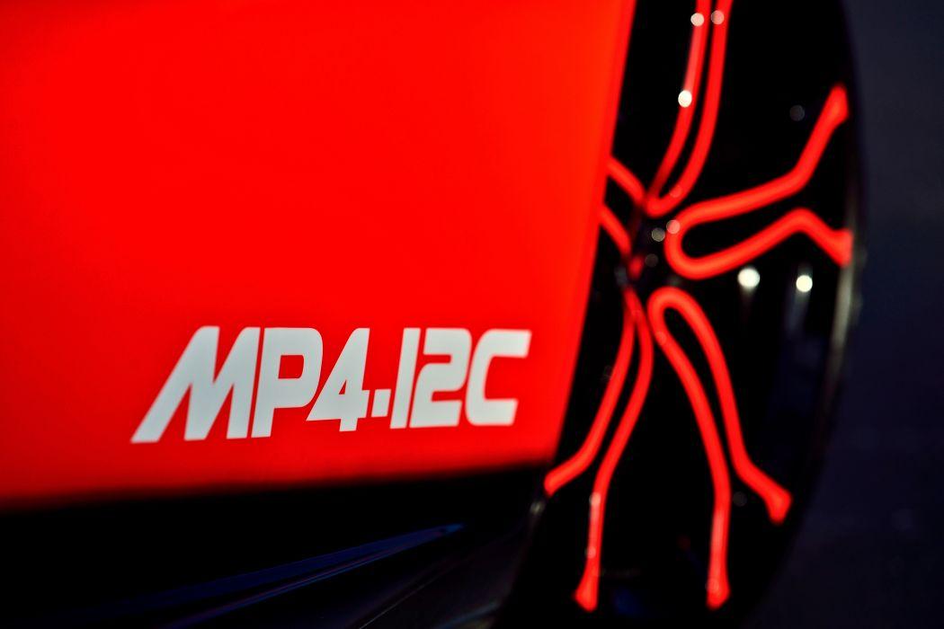 2012 McLaren MP4-12C High Sport Supercar Exotic -13 wallpaper