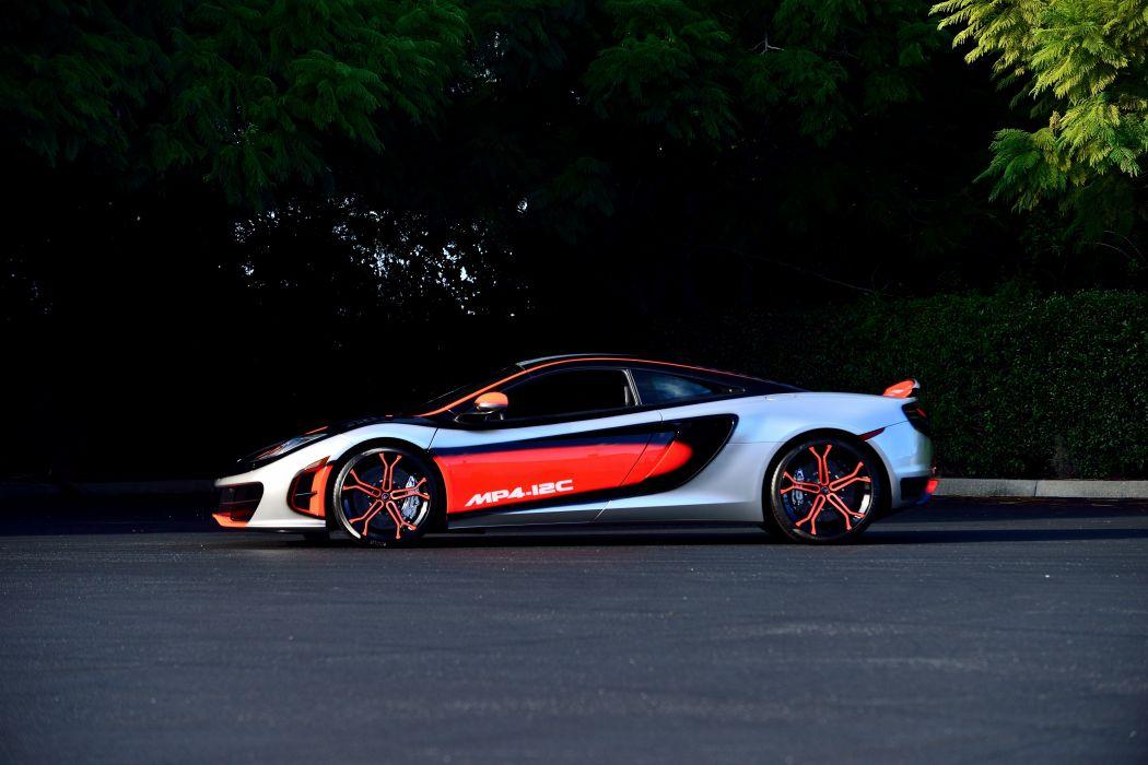 2012 McLaren MP4-12C High Sport Supercar Exotic -21 wallpaper