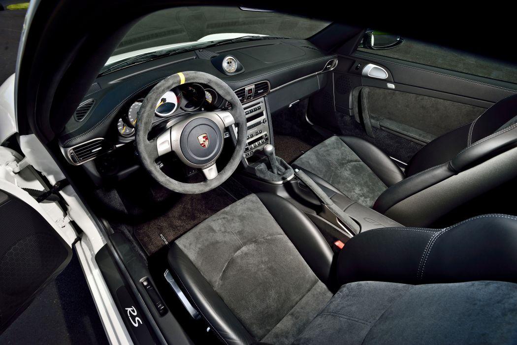 2007 Porsche 911 GT3 RS Exotic Supercar German -04 wallpaper