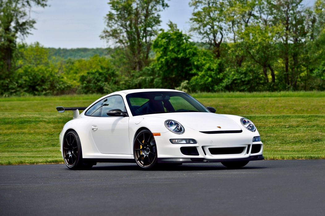 2007 Porsche 911 GT3 RS Exotic Supercar German -12 wallpaper
