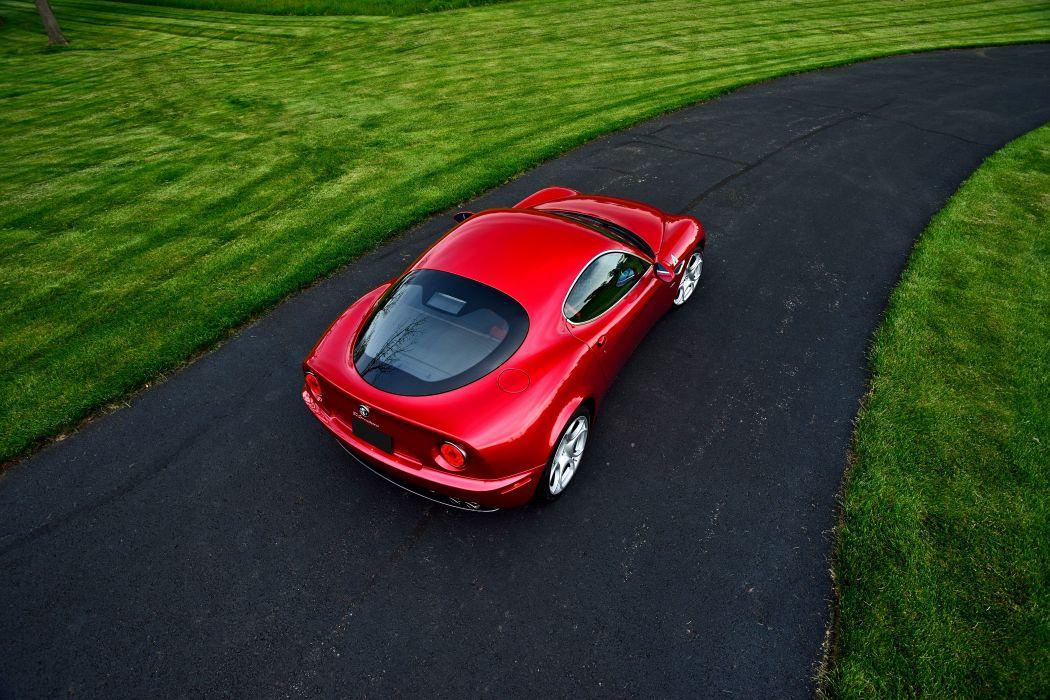 2008 Alfa Romeo 8C Competizione Exotic Supercar Italy -11 wallpaper