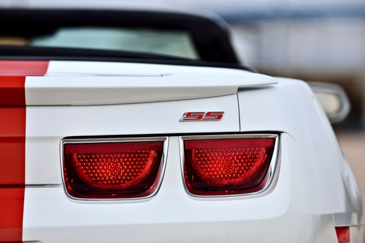 2011 Chevrolet Camaro Convertible Official Pace Car Muscle Supercar USA -21 wallpaper