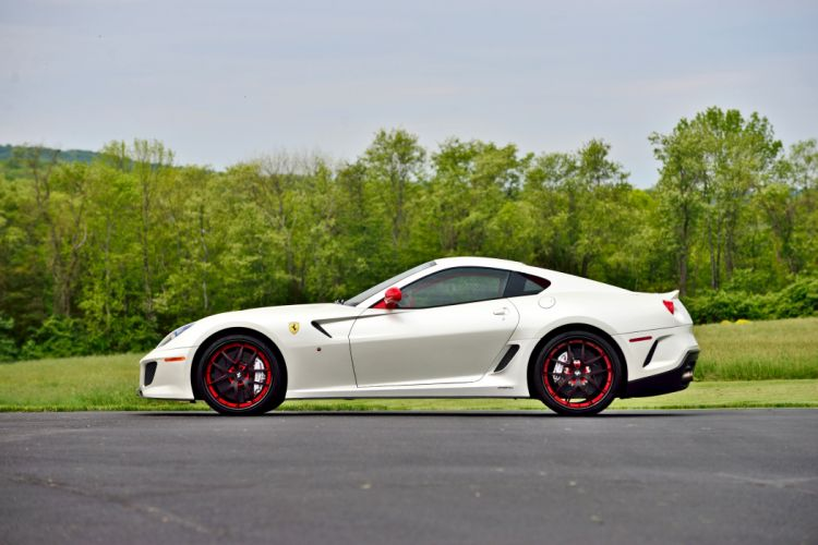 2011 Ferrari 599 GTO Exitic Supercar Italy -02-edit wallpaper