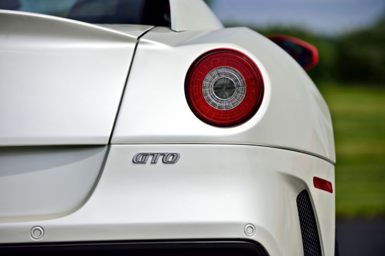 2011 Ferrari 599 GTO Exitic Supercar Italy -09 wallpaper