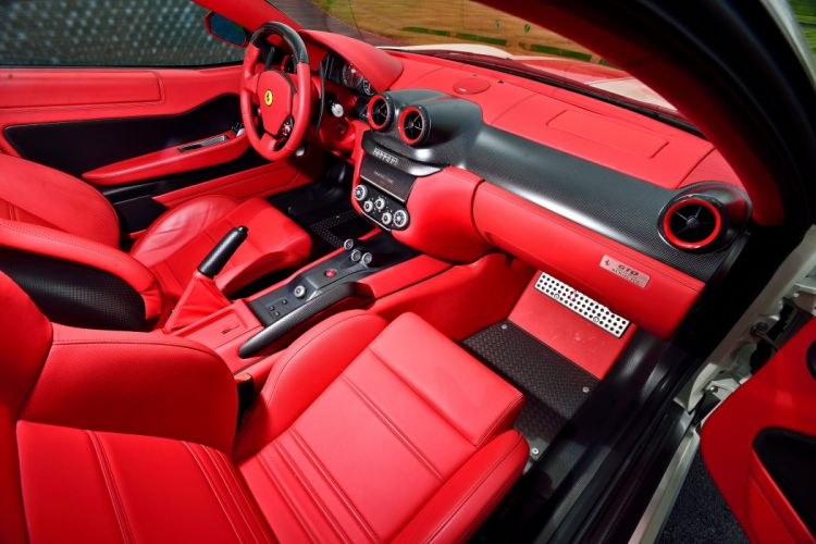 2011 Ferrari 599 GTO Exitic Supercar Italy -05 wallpaper