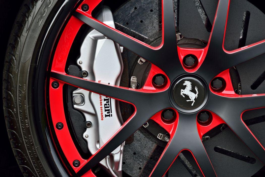 2011 Ferrari 599 GTO Exitic Supercar Italy -10 wallpaper