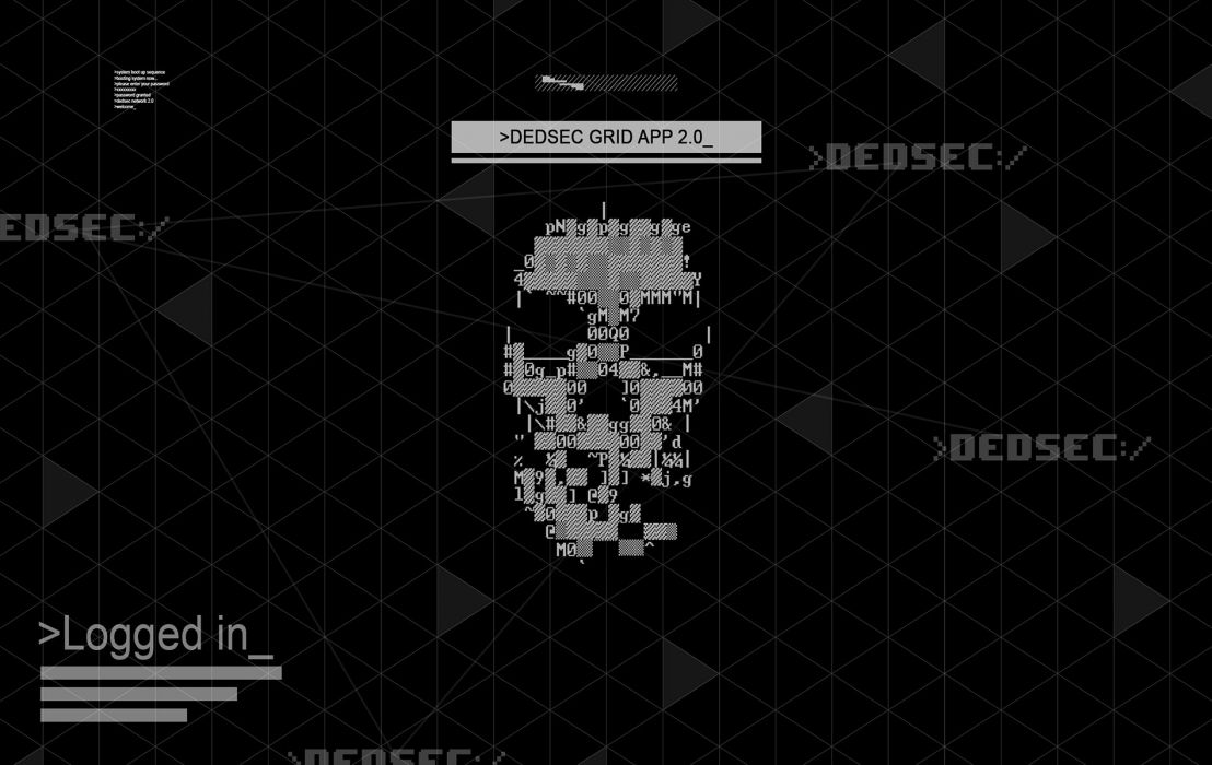 Dedsec Hackers wallpaper