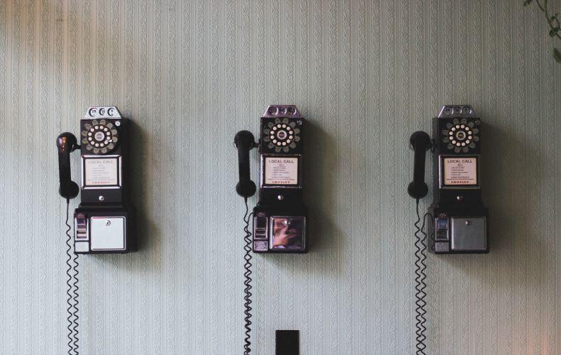 Old Payphones wallpaper