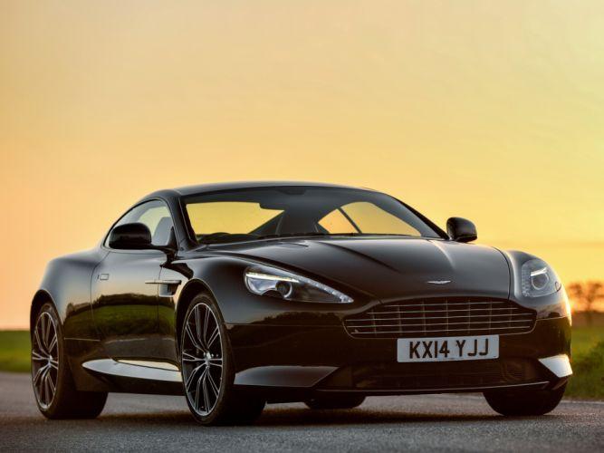 Aston Martin DB9 Carbon Black (5) wallpaper