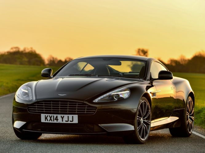 Aston Martin DB9 Carbon Black (6) wallpaper