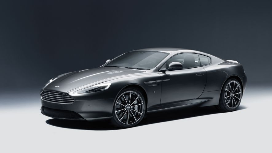 Aston Martin DB9 GT wallpaper