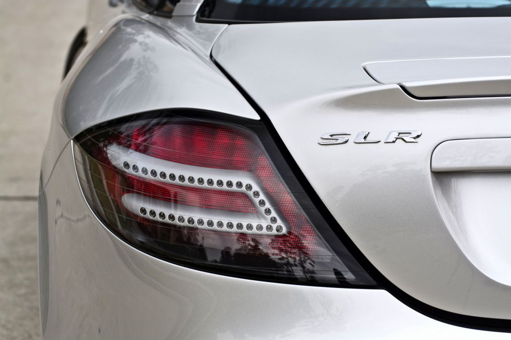 2006 Mercedes-Benz SLR McLaren Super Cars Exotic German -22 wallpaper