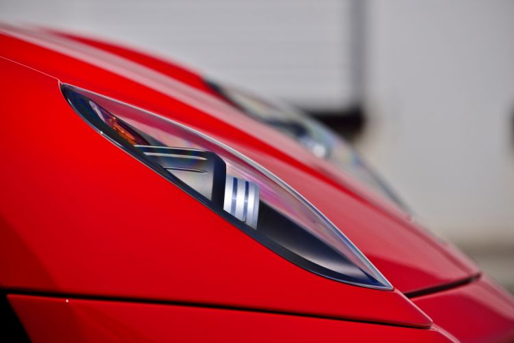 2007 Ferrari 599 GTB Fiorano Exotic Supercar Italy -11 wallpaper