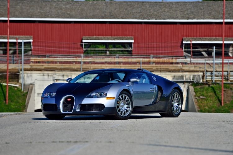 2006 Bugatti Veyron 16 4 Exotic Supercar France -01 wallpaper