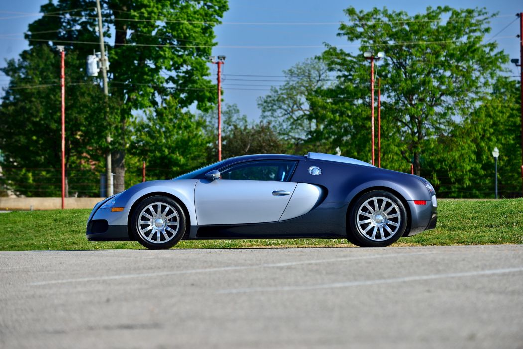 2006 Bugatti Veyron 16 4 Exotic Supercar France -02 wallpaper