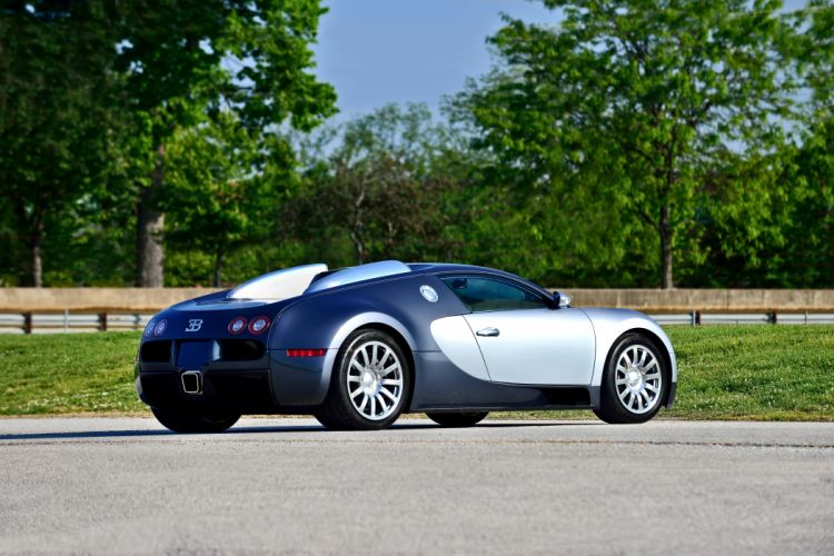 2006 Bugatti Veyron 16 4 Exotic Supercar France -03-edit wallpaper
