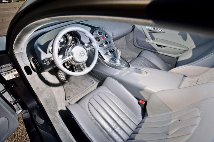 2006 Bugatti Veyron 16 4 Exotic Supercar France -04 wallpaper