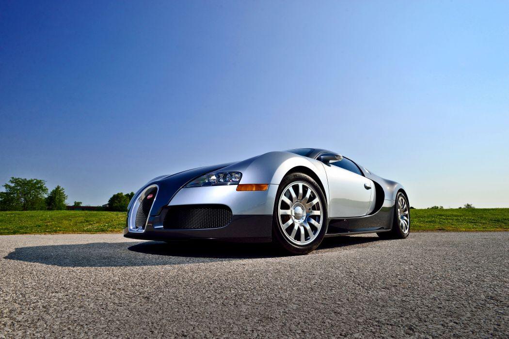 2006 Bugatti Veyron 16 4 Exotic Supercar France -10-edit wallpaper