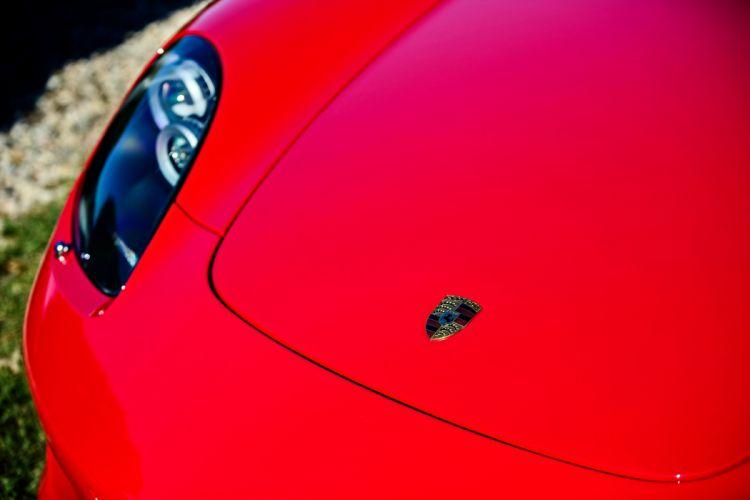 2005 Porsche Carrera GT Supercar Exotic German -26 wallpaper