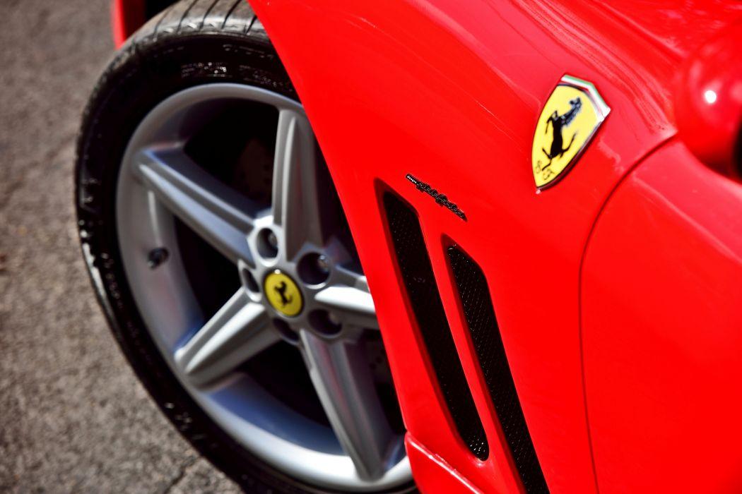 2005 Ferrari 575M Supercar Exotic Italy -14 wallpaper