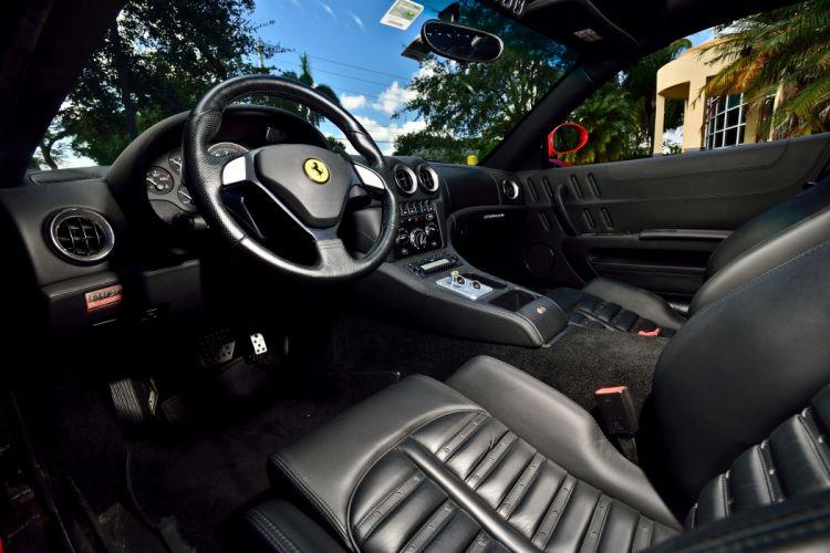 2005 Ferrari 575M Supercar Exotic Italy -15 wallpaper