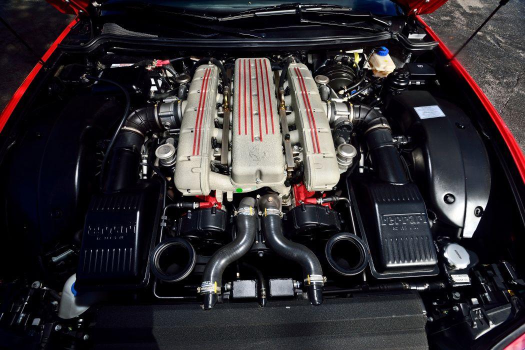 2005 Ferrari 575M Supercar Exotic Italy -17 wallpaper