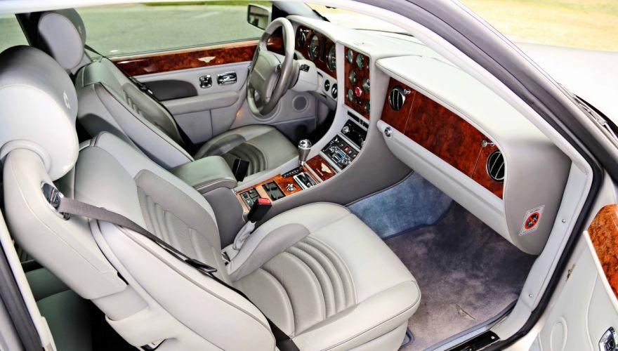 2002 Bentley Continental R-Le-Mans Exotic Classic Supercar British- -05 wallpaper